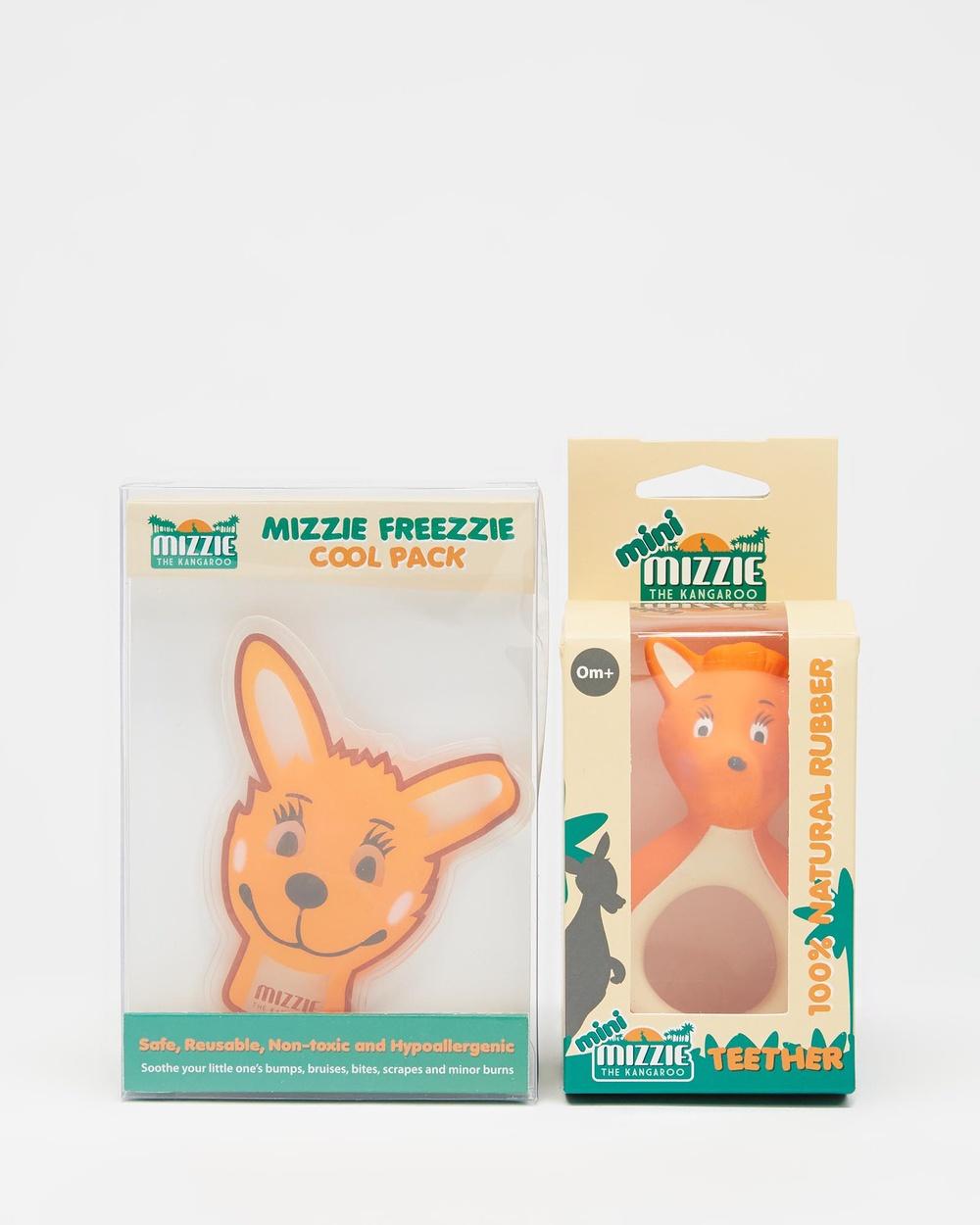 Mizzie The Kangaroo Mini Soothing Gift Set All toys Mizzie Freezzie Cool Pack All toys Australia