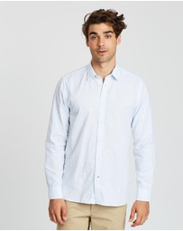Tommy Hilfiger - WCC All-Over Embroidery Shirt