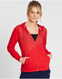 ASICS - French Terry Hoodie - Women's
