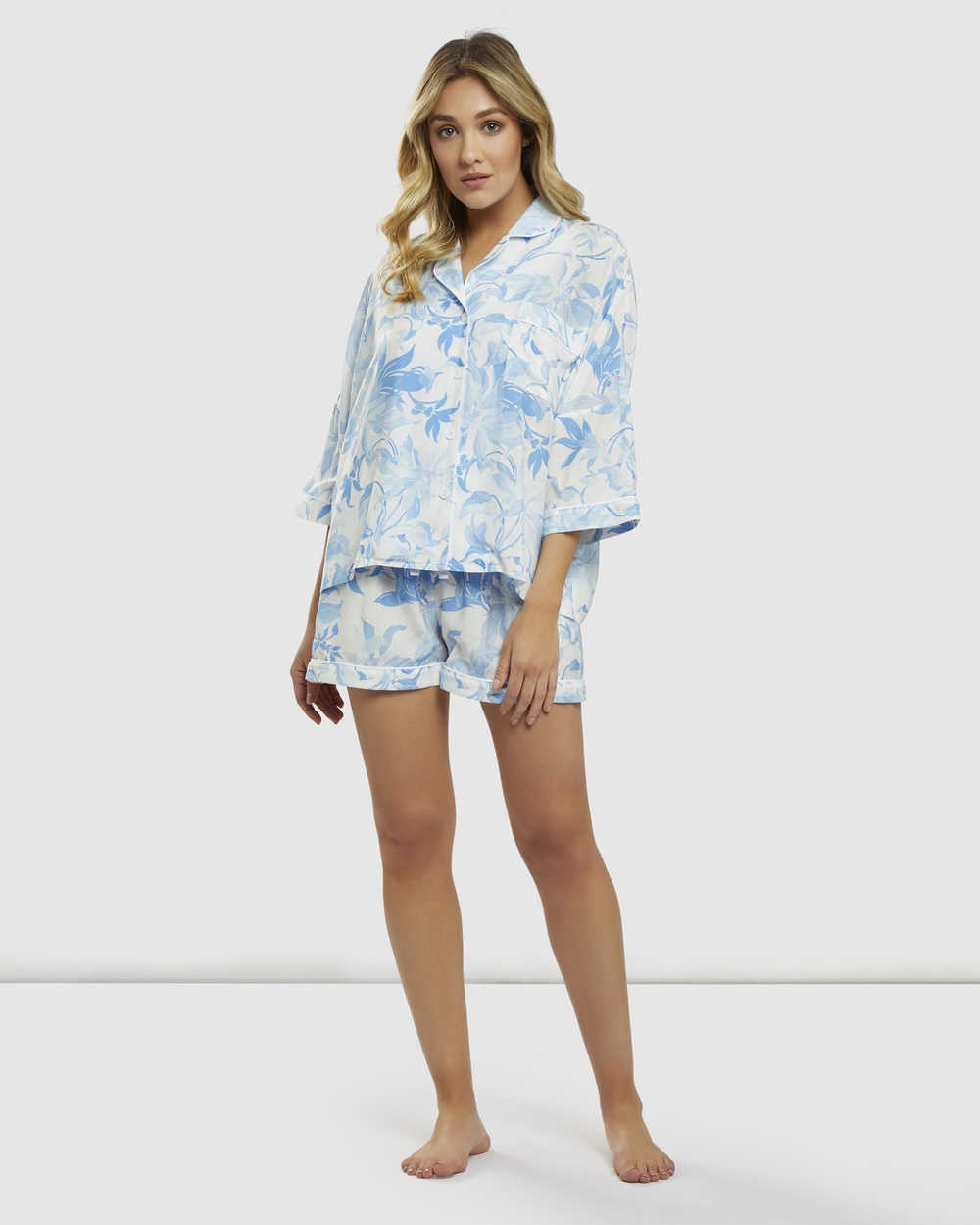 Lily Pyjama Short Set - Two-piece sets