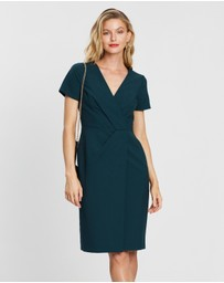 Dorothy Perkins - V-Neck Wrap Dress