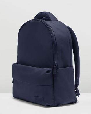 Lipault Paris City Plume Backpack - Backpacks (Navy)
