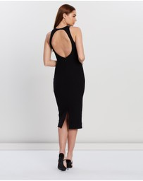 Shona Joy - Backless Midi Dress