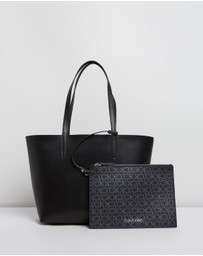 Calvin Klein - CK Mono Reversible Medium Shopper