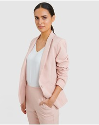 Forcast - Julianne Single Breasted Blazer