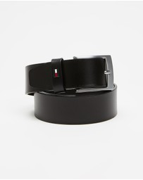 Tommy Hilfiger - Adan Leather Belt 3.5cm