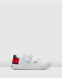 Tommy Hilfiger - Big Flag Senior Sneakers