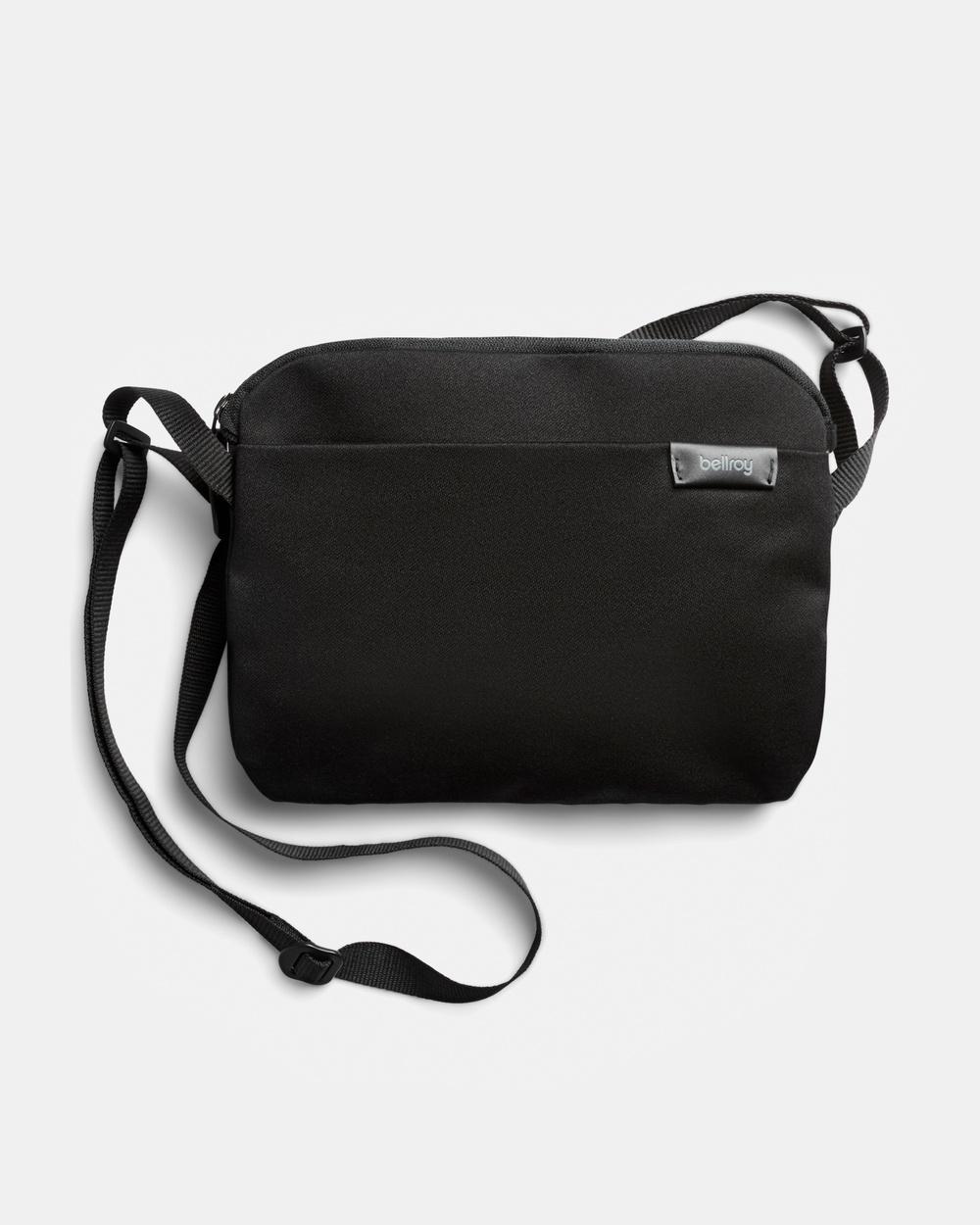 Bellroy City Pouch Plus Handbags black
