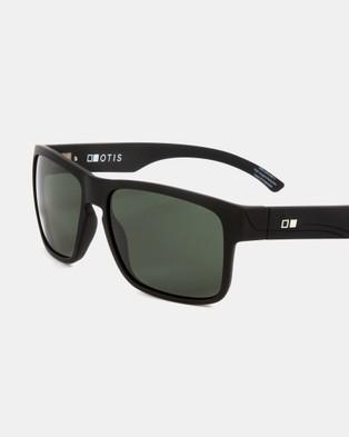 Otis Rambler Polarised - Sunglasses (Matte Black Polarised)