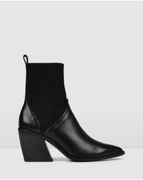 Jo Mercer - Florida Mid Ankle Boots