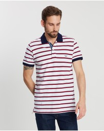 R.M.Williams - Rokewood Mid-Stripe Polo