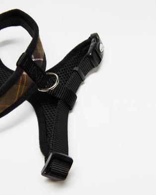Barbour Tartan Dog Harness - Pets (Classic Tartan)