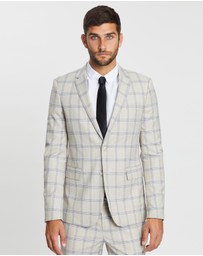 Double Oak Mills - Chester Check Suit Jacket