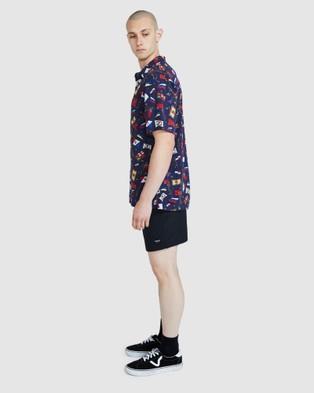 Spencer Project Regatta Short Sleeve Shirt - Shirts & Polos (ASSORTED)