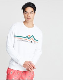 Burton Menswear - Apex Mountain Sweatshirt