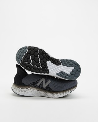 New Balance Fresh Foam 1080 v10 D   Men's - Performance Shoes (Grey & Black)