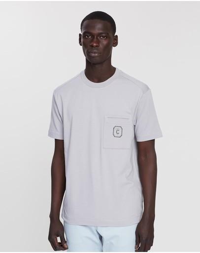 Cerruti 1881 Chest Pocket T-shirt Ash