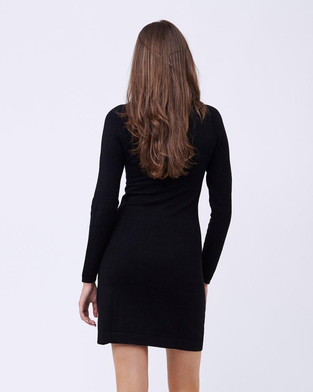 9fe0ddcfb4e Boucle Sleeve Nursing Tunic Dress by Ripe Maternity Online