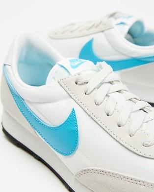 Nike Nike Daybreak   Women's - Low Top Sneakers (Vast Grey, Blue Fury Summit, White & Black)