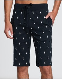 Polo Ralph Lauren - Slim Fit Sleep Shorts