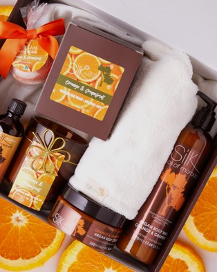 Silk Oil of Morocco Gift Sets