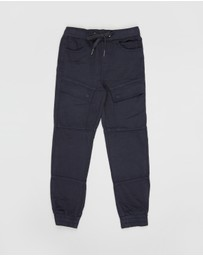 St Goliath Kids - Oxford Cargo Pants - Teens