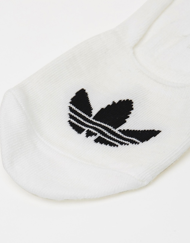 adidas Originals - No Show Socks 3-Pack