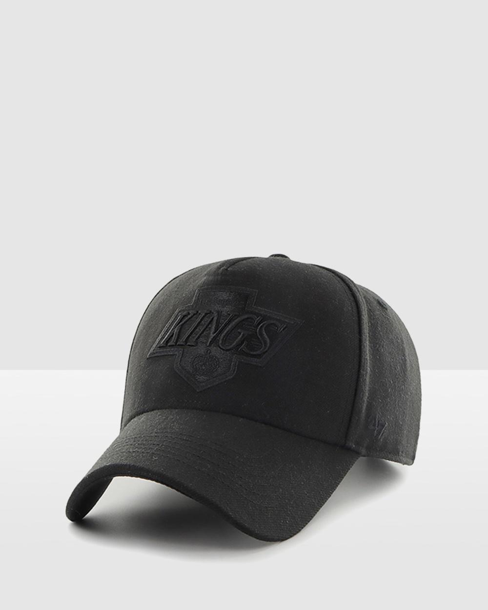 47 LA Kings Replica '47 MVP DT Snapback Black Headwear black