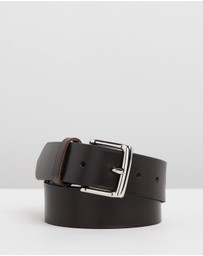 Jeff Banks - Casual Leather Belt