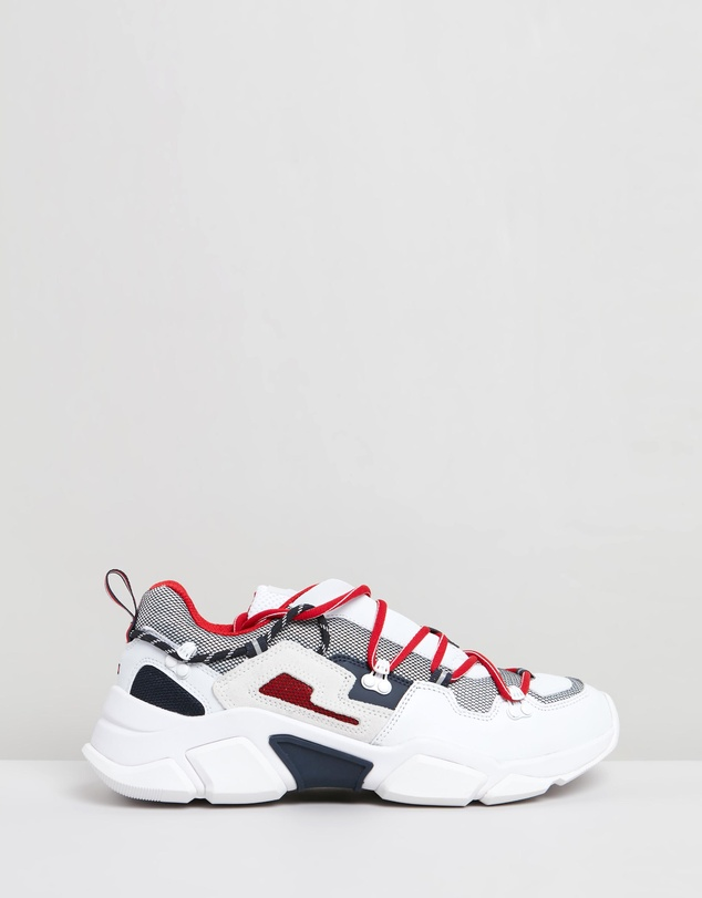 Tommy Hilfiger - City Voyager Chunky Sneakers - Men's