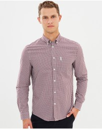 Ben Sherman - LS Core Gingham Shirt