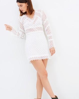 IRO – Elisma Dress – Dresses (Ecru)