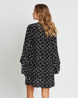 LENNI the label Ladytron Dress - Printed Dresses (Galaxy)