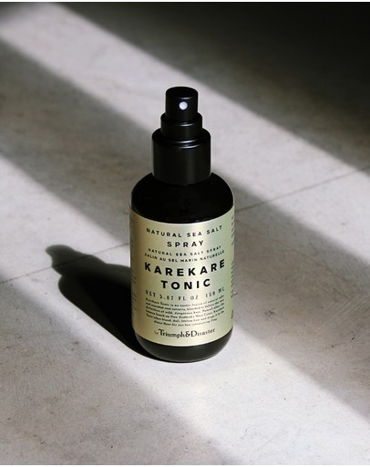 Triumph & Disaster - Karekare Tonic Sea Salt Spray