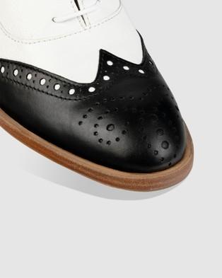 Habbot Pantone Lace Up Heels - Heels (Black)