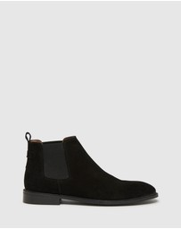 Oxford - Willis Suede Chelsea Boots