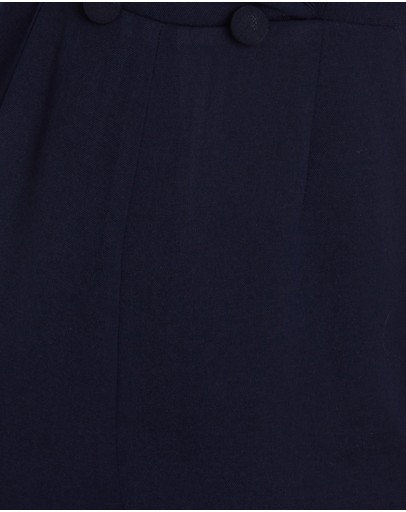 Tussah Allegra Jumpsuit Navy