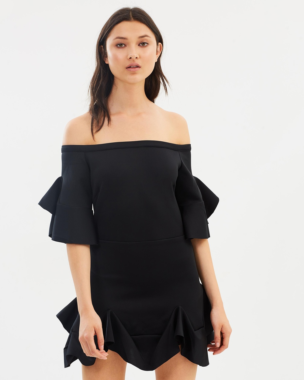 Maurie & Eve Jager Dress Dresses Black Jager Dress