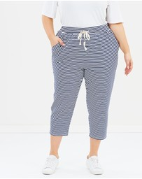 Advocado Plus - Crop Relaxed Pants