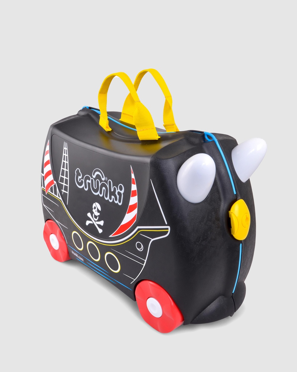 Trunki Suitcase Travel and Luggage Pedro Pirate