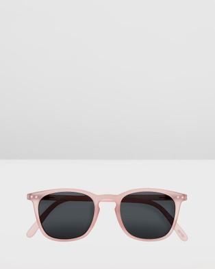 IZIPIZI Sun Collection E - Sunglasses (Pink)