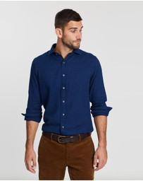 Polo Ralph Lauren - Long Sleeve Twill Sport Shirt