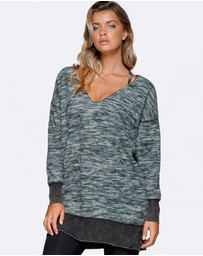 Lorna Jane - Delphine Oversized Sweat