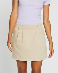 TWIIN - Backup Mini Skirt
