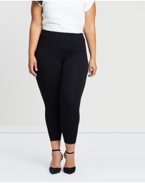 Atmos&Here Curvy - Stacey Ponte Pants