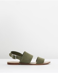 Atmos&Here - ICONIC EXCLUSIVE - Abigail Leather Sandals