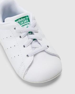 adidas Originals Stan Smith Crib II - Sneakers (White/Green)