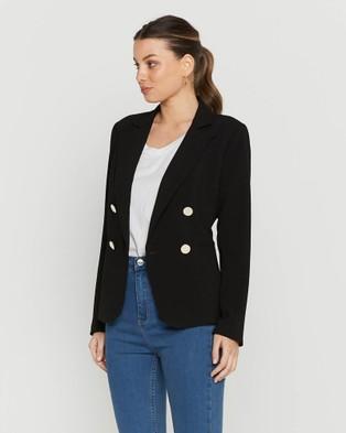 Stella Clever Jacket - Blazers (Black)