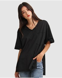 Belle & Bloom - Brave Soul Oversized T-Shirt