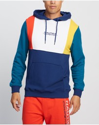 NAUTICA - Colourblock Oh Hoody